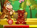 Joc Donkey Kong Jungle Ball 2. Juca online